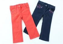 شلوار جینز دخترانه 150101 سایز 18 ماه تا 6 سال مارک LUPILU محصول بنگلادش