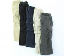 شلوار شش جیب پسرانه 150103 سایز 2 تا 5 سال مارک PLACE 1989 محصول بنگلادش