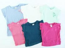 تی شرت دخترانه 100251 سایز 3 تا 36 ماه مارک ZARA محصول بنگلادش