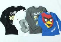 تی شرت پسرانه 100319 سایز 1.5 تا 10 سال مارک H&M محصول بنگلادش