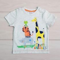 تی شرت پسرانه 20155 سایز 9 ماه تا 5 سال مارک MINI CLUB