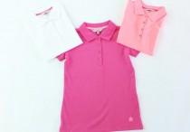 تی شرت دخترانه 100303 سایز 8 تا 14 سال مارک OVS محصول بنگلادش