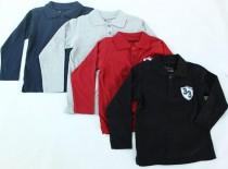 تی شرت پسرانه 100335 سایز 3 تا 12 سال مارک C&A محصول بنگلادش