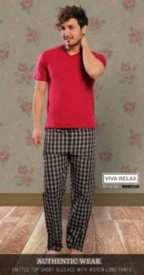 ست بلوز و  شلوار راحتی VivaRelax 2509