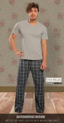 (mas)ست بلوز و  شلوار راحتی VivaRelax 2510