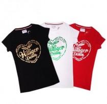 تی شرت زنانه 100628 کد 7 مارک HILFIGER DENIM