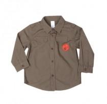 پیراهن پسرانه 100701 سایز 3 ماه تا 2 سال مارک BABY CLUP