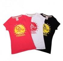 تی شرت زنانه 100628 کد 14 مارک HOLISTER
