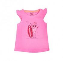 تی شرت دخترانه 100714 سایز 2 تا 8 سال مارک PALOMINO