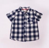 پیراهن پسرانه 100697 سایز 6 ماه تا 2 سال مارک LOGG