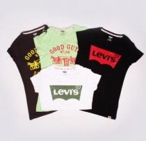 تی شرت زنانه 100628 کد 22 مارک Levis