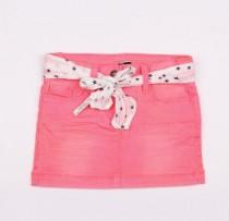 دامن جینز دخترانه 100811 سایز 2 تا 14 سال مارک TAPEA ALOEIL