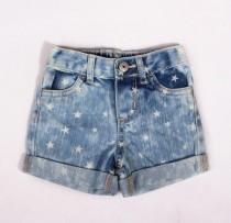 شلوارک جینز دخترانه 100812 سایز 6 ماه تا 7 سال مارک OSHKOSH