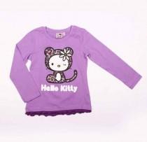 بلوز دخترانه 100849 سایز 6 تا 13 سال مارک HELLO KITTY