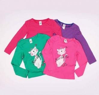 تی شرت دخترانه 100857 سایز 3 تا 6 سال مارک PALOMINO