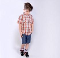 پیراهن پسرانه 100862 سایز 2 تا 9 سال مارک PALOMINO