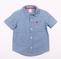 پیراهن جینز پسرانه 100822 سایز 3 تا 4 سال مارک Carters