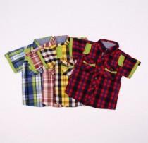 پیراهن پسرانه 100870 سایز 2 تا 8 سال مارک H&M