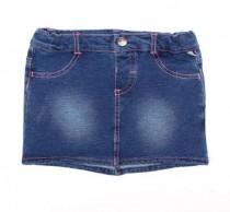 دامن جینز کاغذی دخترانه 11468 سایز 6 ماه تا 2 سال مارک liegelind