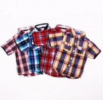 پیراهن با تیشرت پسرانه 100874 سایز 12 ماه تا 6 سال مارک MAX