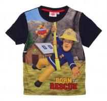 تی شرت پسرانه 13978 سایز 3 تا 12 سال مارک SAM TVMANIA