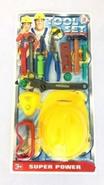 ست اسباب بازی ابزار بزرگ کد19300