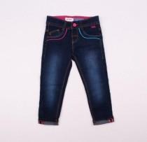شلوار جینز دخترانه 100989 سایز 2 تا 8 سال مارک OKAIDI