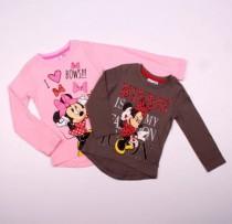 تی شرت دخترانه 40018 سایز 3 تا 8 سال مارک Disney