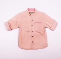 پیراهن  پسرانه 100994 سایز 3 تا 7 سال  مارک ZARA BOYS