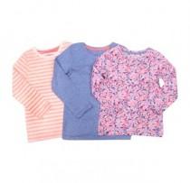 پیراهن دخترانه 11027 سایز 3 تا 16 سال مارک GMTR