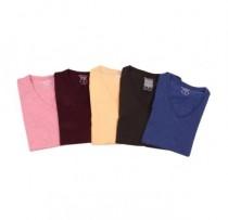 تی شرت مردانه 40017 مارک BERSHKA