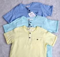تی شرت پسرانه 16121 سایز 2 تا 10 سال مارک  KOTON KIDS