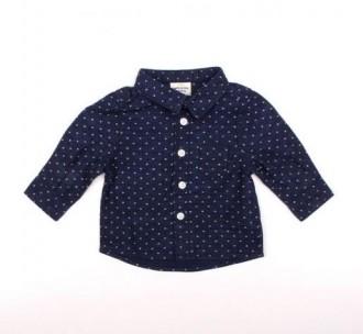 پیراهن پسرانه 11472 سایز 3 تا 23 ماه مارک TAPE ALOEIL
