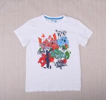 تی شرت پسرانه 13836 سایز 7 تا 14 سال مارک TEX