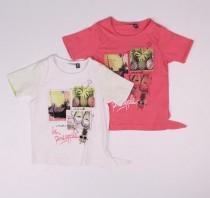 تی شرت دخترانه 16598 سایز 2 تا 8 سال مارک KITZ BERG
