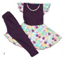 ست دخترانه 16579 NS fashion کد 2