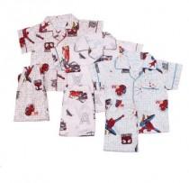 لباس خواب پسرانه 110101 سایز 1 تا 4  مارک STAR OF CAP