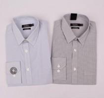 پیراهن مردانه 16563 سایز 37 تا 46 مارک galeries