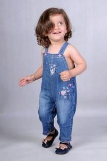 پیشبنددار دخترانه 110138 سایز 3 تا 24 ماه کد 9 مارک baby pep
