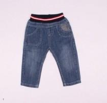 شلوار جینز پسرانه 110139 سایز 6 ماه تا 3 سال کد 2 مارک baby Pep