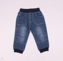 شلوار جینز پسرانه 110139 سایز 6 ماه تا 3 سال کد 7 مارک baby pep