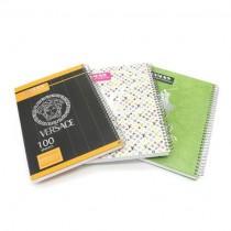 دفتر 100 برگ جلد سخت 17140 (kh)
